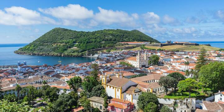 Angra do Heroísmo Azoren