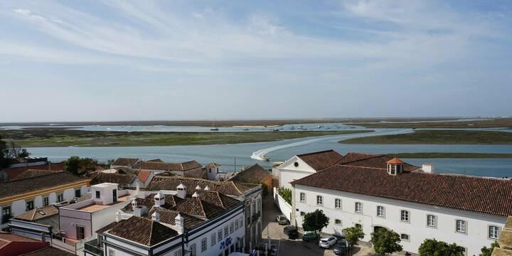 Altstadt von Faro   Portugal 360°