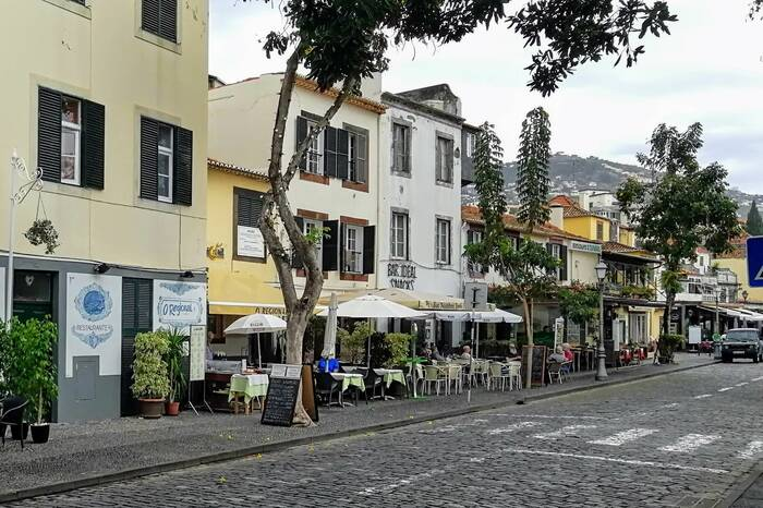 Funchal Restaurants Bars Cafés