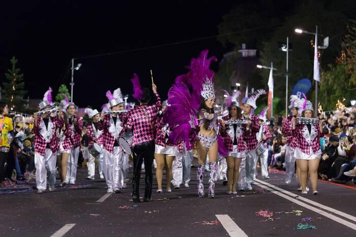 Karneval Madeira 2021