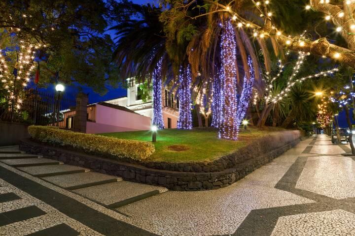 Weihnachtsessen Zu Zweit.Weihnachten Auf Madeira Portugal 360