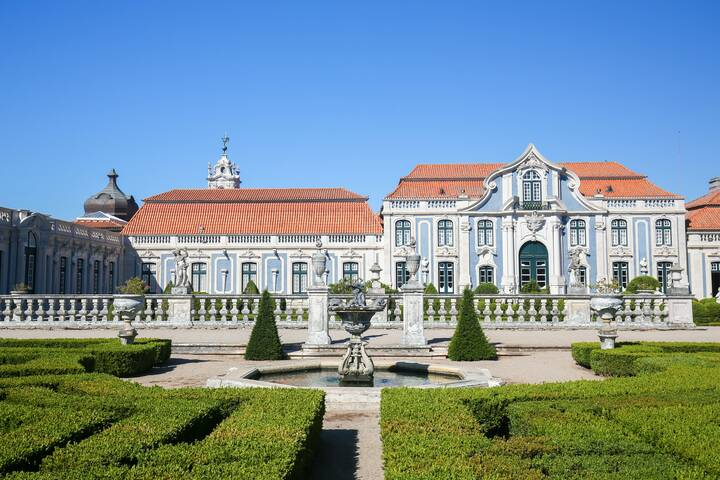 Nationalpalast Queluz